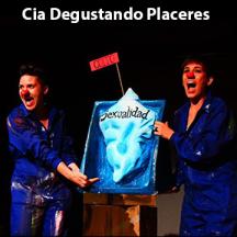 """""""En clownstrucción"""" - Degustando Placeres"""