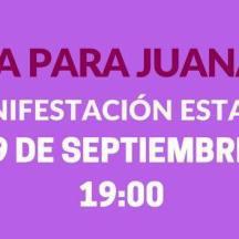 Justicia para Juana Rivas