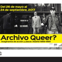 ¿Archivo Queer? Imaginarios de acción y placer (Madrid)