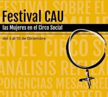 Las Mujeres en el Circo Social - Festival CAU